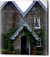 The Old Rectory At St. Juliot Canvas Print