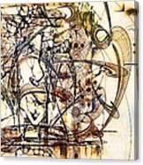 The Orbits Canvas Print
