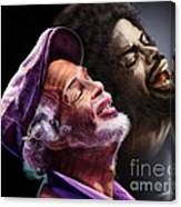 The Other Side-gil Scott Finally Going Home Canvas Print