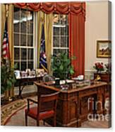 The Oval Office Canvas Print