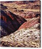 The Painted Desert  8023 Canvas Print