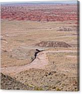 The Painted Desert  8042 Canvas Print