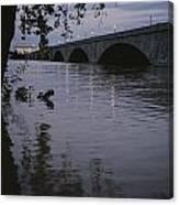 The Potomac Rivers Canvas Print