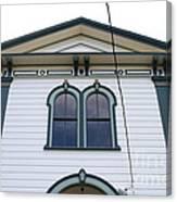 The Potter School House . Bodega Bay . Town Of Bodega . California . 7d12482 Canvas Print