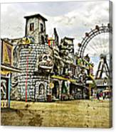 The Prater - Vienna Canvas Print