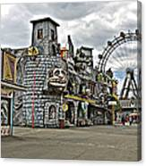 The Prater In Vienna Canvas Print