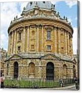 The Radcliffe Camera Canvas Print