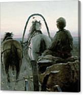 The Return Journey Canvas Print