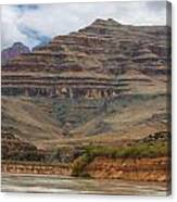 The Riverbend-grand Canyon Perspective Canvas Print