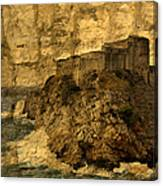 The Rock In Dubrovnik Canvas Print