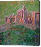 The Rock Of Cashel Canvas Print
