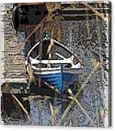 The Rowboat Canvas Print