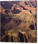 The Rugged Grand Canyon Canvas Print