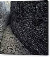 The Ruins Of Great Zimbabwe Were Built Canvas Print
