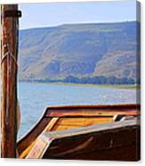 The Sea Of Galilee Canvas Print