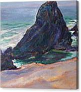 The Seal Rock March Canvas Print
