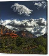 The Serenity Of Sedona  Canvas Print