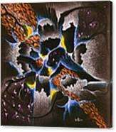 The Shadow Stone Canvas Print