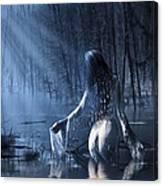 The Siren Canvas Print
