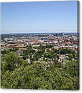 The Southern City Of Birmingham Alabama Canvas Print