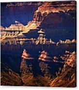 The Spectacular Grand Canyon Canvas Print