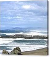 The Spectacular Oregon Coast Canvas Print