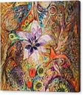 The Spirit Of Garden Canvas Print