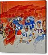 The Stanford Legacy  2 Of 3 Canvas Print