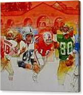 The Stanford Legacy  3 Of 3 Canvas Print