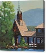 The Steeple  Canvas Print
