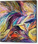 The Streams Canvas Print