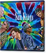 The Sun Kings Canvas Print