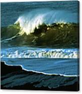 The Surf Motel Canvas Print