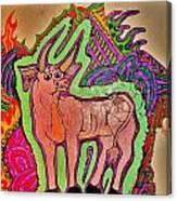 The Taurus Canvas Print