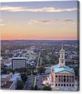 The Tennessee State Capitol Canvas Print