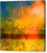 The Timing Canvas Print