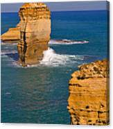 The Twelve Apostles In Port Campbell National Park Australia Canvas Print