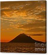 The Ultimate Sunset Canvas Print