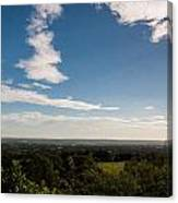 The Vale Of Kent Canvas Print