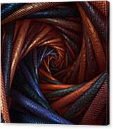 The Vortex Canvas Print