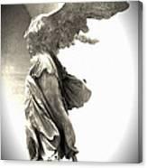 The Winged Victory - Paris Louvre Canvas Print