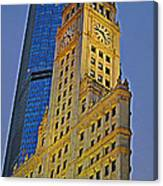 The Wrigley Building Canvas Print