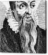Theodore De B�ze (1519-1605) Canvas Print