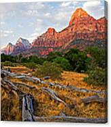 This Is Zion Canvas Print