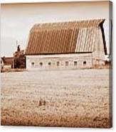 This Old Farm II Canvas Print