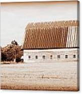 This Old Farm IIi Canvas Print