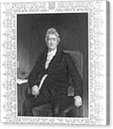 Thomas Clarkson (1760-1846) Canvas Print