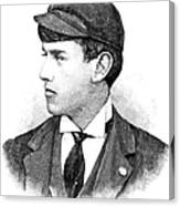 Thomas E. Burke Canvas Print