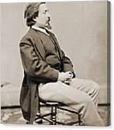 Thomas Nast 1840-1902, Created Cartoons Canvas Print