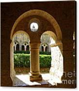 Thoronet Chapter House Canvas Print